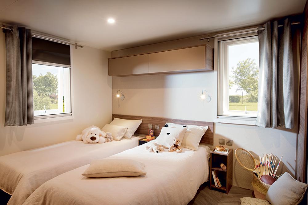 hampton 3 chambres r sidences mobiles atlantique. Black Bedroom Furniture Sets. Home Design Ideas